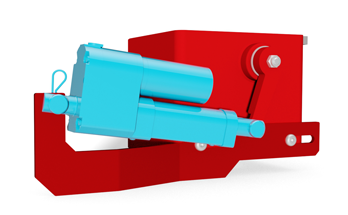 on / off ir ventil + daljinsko krmiljenje masnega pretoka